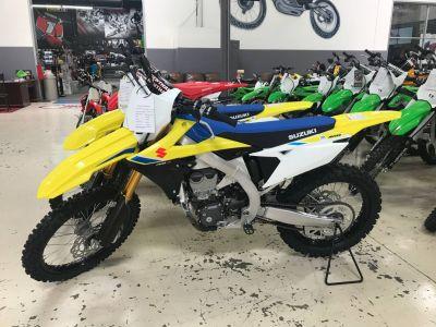 2018 Suzuki RM-Z450 Motocross Motorcycles Corona, CA