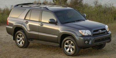 2007 Toyota 4Runner Limited (Blue)