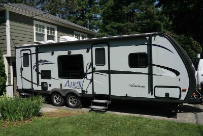 2015 Coachmen Apex 249RBS