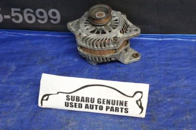 Purchase 08-14 2008-2014 SUBARU WRX STI ALTERNATOR OEM *FREE SHIPPING* motorcycle in Lakeland, Florida, United States, for US $99.98