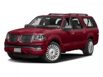 2015 Lincoln Navigator L (Silver)