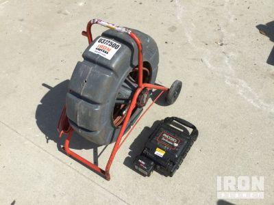 2014 (unverified) Ridgid See Snake DVD Pak2 Drain / Sewer Inspection Camera