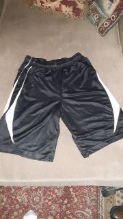 Men's size X - Large Black Nike Gym Shorts