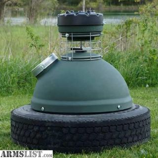 For Sale: Capsule ground-based Game Feeder 250lb brand new in box