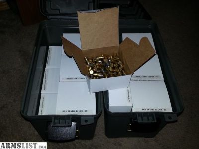 For Trade: .22LR and 9mm ammo to trade for ...