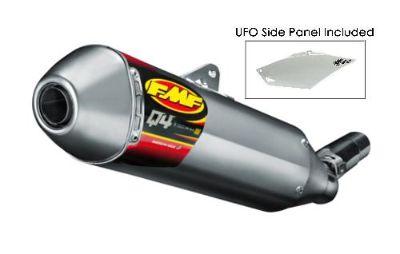 Find FMF Full Exhaust Aluminium Q4 Spark Arrestor for 91-09 Honda TRX250X/TRX300 X/EX motorcycle in Ashton, Illinois, US, for US $339.99