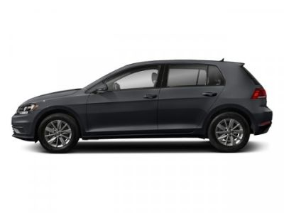 2018 Volkswagen Golf SE (Deep Black Pearl Metallic)