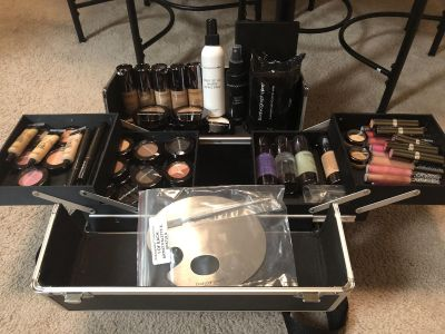 Makeup Lovers Dream Kit (Bodyography)