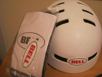 $10 Helmet (Bell Sports Faction)