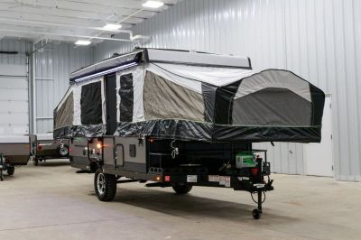 New 2019 Rockwood 2280BH ESP fold down pop-up camper