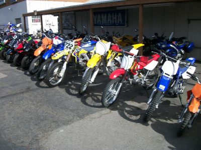 Used motorcycles for sales
