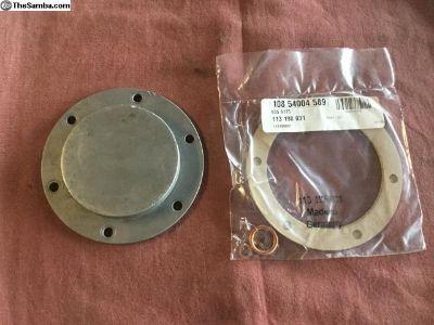 Aluminum Sump Plate Kit