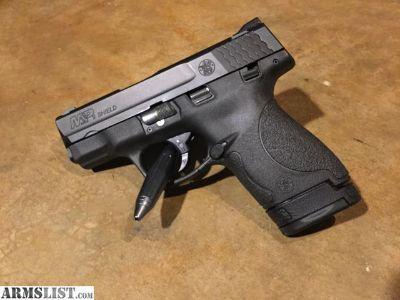 For Sale/Trade: M&P Shield 9mm NIB +Extras