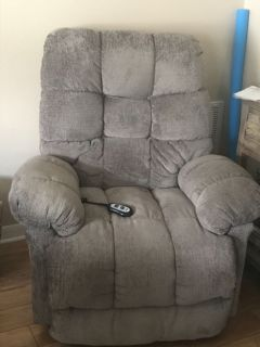 Electric power recliner