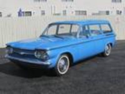 1961 Chevrolet Corvair 700 Lakewood Wagon