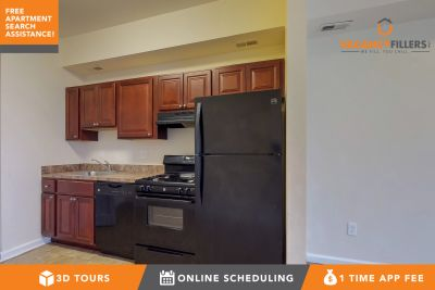 2 Bed in Station North with laundry and balcony!