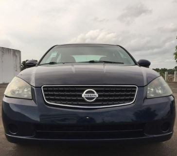 $6,300, 2006 Nissan Altima 4dr 2.5 S Excellent Condition Car