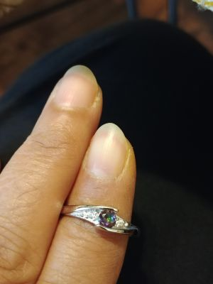 S925 / size 9 silver ring