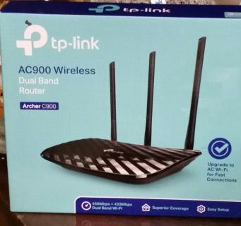 AC900 WIRELESS DUAL BAND ROUTER