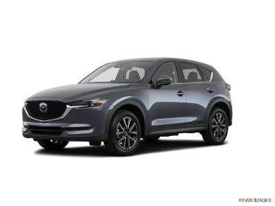 2018 Mazda CX-5 GR TOURING  AUTO (Machine Gray Metallic)