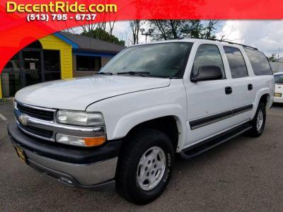 2005 Chevrolet Suburban 1500 LS (Summit White)