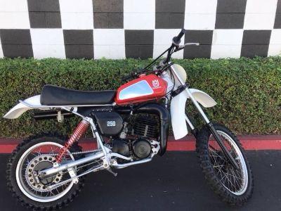 1978 Husqvarna 250 OR Motocross Motorcycles Costa Mesa, CA