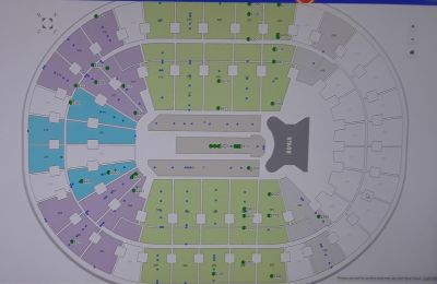 WILL TAKE $400 IF SOLD THIS WEEK!!!! Elton John farewell tour tickets - 10/30/18 @ Scottrade Ctr - Seats 106 S10 and 106 S11