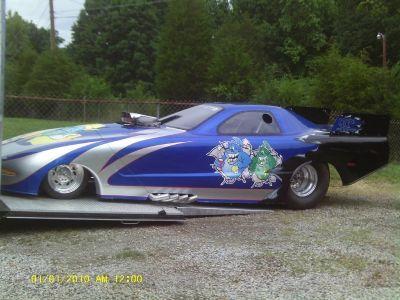 02 Vette S&W 125,250 Dragster Roller,Hemi Parts
