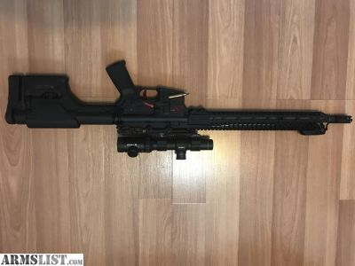 For Sale/Trade: AR-15 DMR