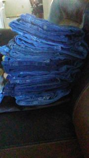 10 pairs size 7 boys jeans.