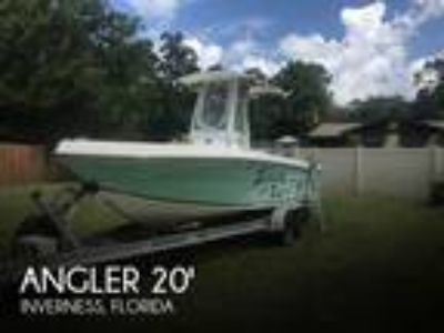 Angler - 204 FX lImited Edition