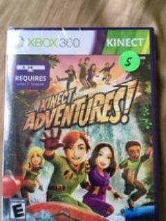 new in sealed plastic Xbox game