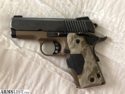 For Sale: Kimber Custom