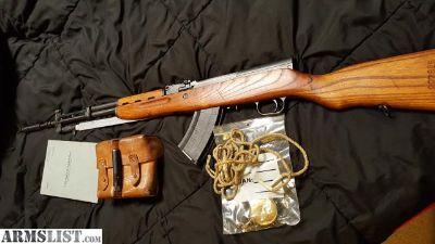 For Sale: Yugoslavian SKS