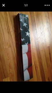 Flag mount kit without the flag