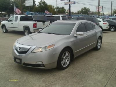 2009 ACURA TL Tech Package