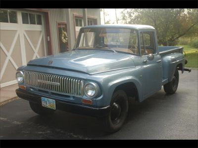 1965 International Harvester C-Series