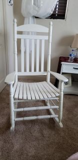 Large Old Rocking Chair