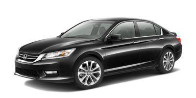 2014 Honda Accord Sport (Black)