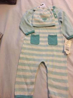 Brand new cat&jack size 6-9 meses