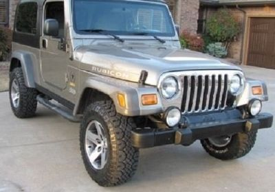 Clean Carfax History 2005 Jeep Wrangler Rubicon