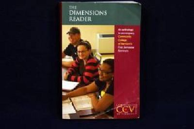 $28 CCV Textbook - The Dimensions Reader