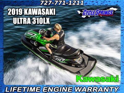 2019 Kawasaki Jet Ski Ultra 310LX PWC 3 Seater Clearwater, FL