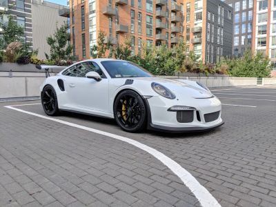 991.1 GT3RS Lightweight Build