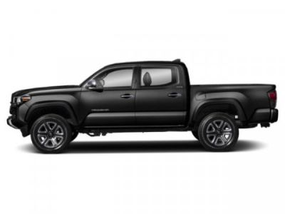 2019 Toyota Tacoma Limited (Midnight Black Metallic)