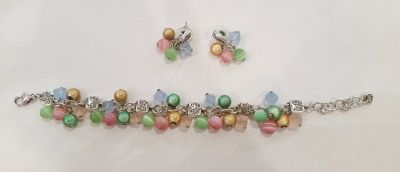 Brighton Mimosa Bracelet and Earrings