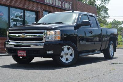 2009 Chevrolet Silverado 1500 LT (Black)