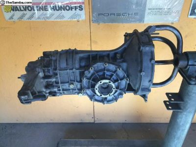 Porsche 914-6 Five Speed Transmission