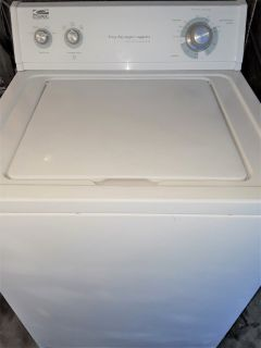 WASHER And ( Electric - 220 Volts ) DRYER