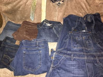 45 Pieces of Women s Lot of Clothes Size Large